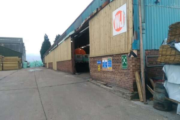 WJ Timber Rochester Treatment Facility